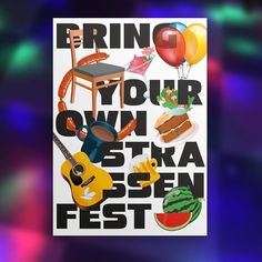 #bringyourfriends and #food and #drinks and #games and #everything #BringYourOwnStraßenfest on Sunday 17. September #AdlerSternStraßenfest . #clipart4ever! . . . . . . #ruhrgebiet #graphicdesign #typography #design#graphicdesigner #dortmund #designinspiration #designer #art #poster #posters #plakat #keyvisual #illustration #graphicdesigncentral #graphicroozane #graphicdesigncommunity