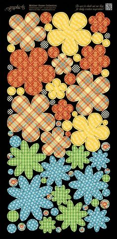 The Cardstock Flowers 2 from our new collection: Mother Goose! #graphic45 #newpapercollection