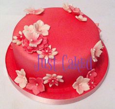 For a birthday girl who loves everything flowery and pink.