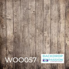 WOO057 - PVC Backdrops, How To Make, Design, Design Comics, Backgrounds