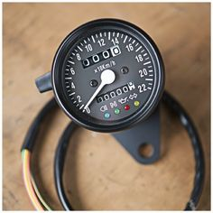 motorcycle speedometers - http://www.motorcyclemaintenancetips.com/motorcyclespeedometers.php