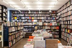 The 3 best fashion book stores of Berlin WALTHER KOENIG © Ignant Berlin - Germany MAGAZINES : PLEASE !, SCHON, I-D… http://comment-tu-t-appelles.com/en/shop-we-love.html#6 --- https://www.buchhandlung-walther-koenig.de/
