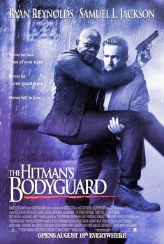 The Hitmans Bodyguard movie poster Ryan Reynolds