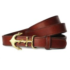 Lucky Sailor Anchor Belt from Kiel James Patrick