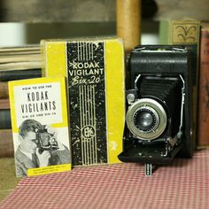 Kodak Vigilant Six-20 now featured on Fab.