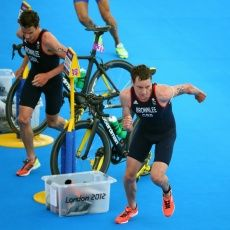 The majestic Brownlee brothers ~ top class athletes who are also so grounded