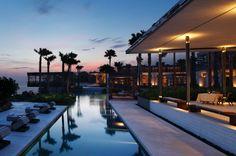 Alila Villas Uluwatu Resort in Bali, Indonesia