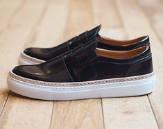 Casual Shoes, Men's Shoes, Footwear, Slip On, Mens Fashion, Detail, Sneakers, Modern, Male Shoes
