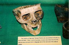 Skull of Big Nose George