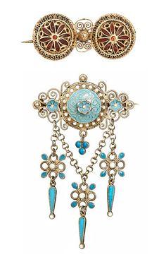 Filigree Jewelry, Enamel Jewelry, Fine Jewelry, Enamel Rings, All Art, Norway, Butterflies, Vintage Jewelry, Beads