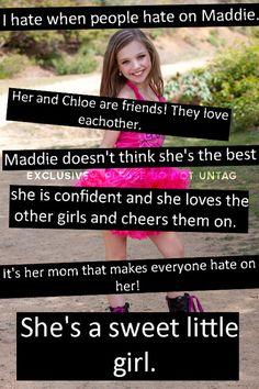 Go Maddie!