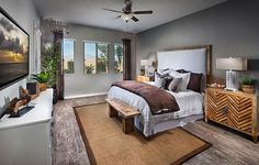 Monroe New Home Plan in North Creek by Lennar