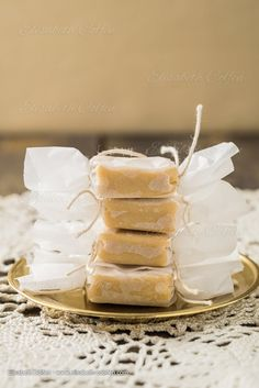 Hausgemachte Karamell-Toffee-Bonbons