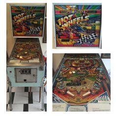 Hot Wheels Pinball Furniture Restoration, Pinball, Hot Wheels, Restoring Furniture