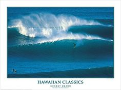 Listed Price: $18.00 Creation Captured offers dramatic surf images in a series of top quality posters for the ocean enthusiast....…