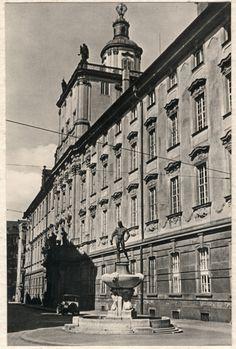 Scene in Breslau - Wolff & Tritschler photo.
