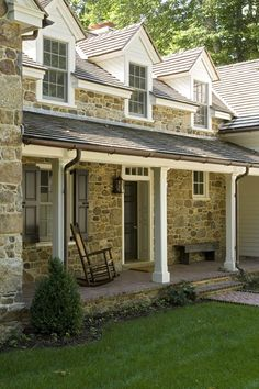 Stone Farmhouse | Peter Zimmerman Architects