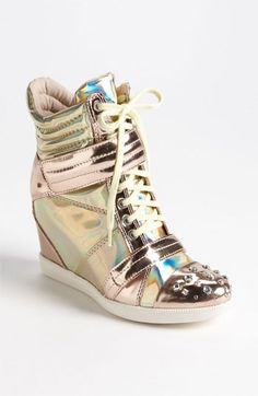 Boutique 9 'Nevan' High Top Sneaker available at #Nordstrom.  Funky Fabulous Indulgence