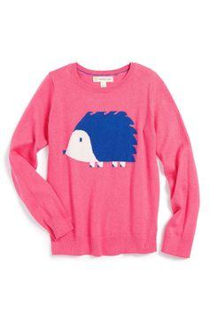 Hedge hog sweater!