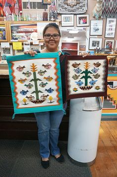 Native American Rugs, Native American Indians, Native Americans, Indian Pics, Indian Pictures, Navajo Weaving, Navajo Rugs, Southwestern Rugs, Indian Arts And Crafts