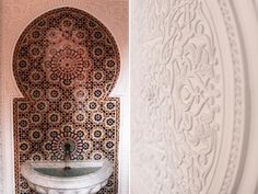 The Royal Mansour in Marrakech
