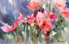 Website about watercolor painter Fabio Cembranelli with a virtual gallery , his painting workshops, art courses, painting holidays and artist biography and contact.