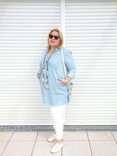 Mein Outfit Review April 2016. Tollte Mode und Trends für kurvige Mädels. Schaut vorbei auf franzisblog.de gibt es viel zu entdecken.