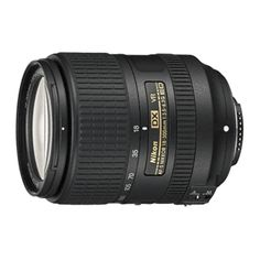 Nikkor AF-S 18-300mm f/3.5-6.3G ED VR DX -objektiivi