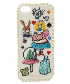 (Cat / Little Red Riding Hood I wore the Alice / boots) iPhone5 cover story of tamao (Tamao) (Mobile Case / Cover) | 3 Others