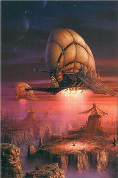 Sci Fi Oddworld Inhabitants