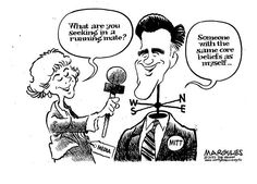 Most Accurate visual description of Romney yet.
