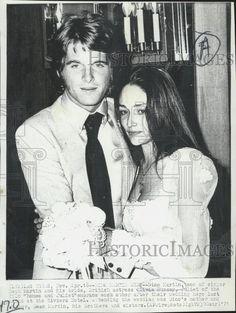 Dean Martin Jr. & Olivia Hussey Wedding - Google Search