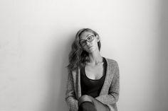 Self Portrait with my Lytro Illum - Qapture Studios in Las Vegas, NV #SelfPortrait #Photography #LytroIllum #QaptureStudios #BlackandWhite #Glasses