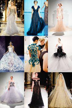 Celaena's dresses