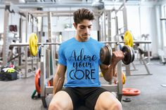 Wwe Shirts, Crossfit Shirts, Funny Workout Shirts, Sports Shirts, Workout Tanks, Gym Humor, Workout Humor, Gym Workouts, Powerlifting Shirts