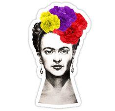Frida Kahlo by bertviles