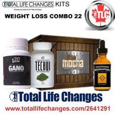 Total Life Changes Canada. Una Oportunidad de Negocio Inteligente: Combo Iaso Perdida de Peso 22