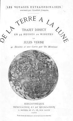 Science - Astronomy - De Terre a La Lune - 1