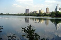 NYC - Central Park: Jacqueline Kennedy Onassis Reservoir