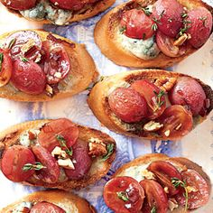 Start your party off right with these party food ideas and easy appetizer recipes for dips, spreads, finger foods, and appetizers.