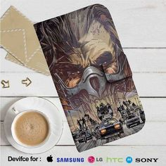 Mad Max Fury Road Cover Leather Wallet iPhone 4/4S 5S/C 6/6S Plus 7| Samsung…