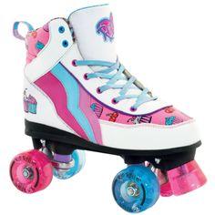 Rio Roller Quad Skates - Cupcake