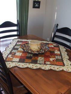 Gobble Gobble Table Topper