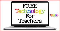 There are several high quality FREE technology for teachers resources you need to know about as an educator. These are sites that offer their services for free in general or free for teachers. These sites are great to use for some of your students or even whole group. Check out this list and links to grab …