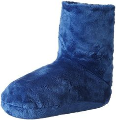 Herbal Concepts Hot/Cold Comfort Booties, Blue