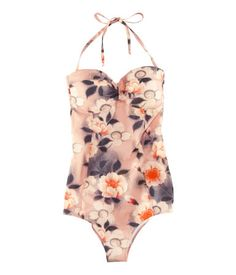 H for Water Retro Swimsuit. I'm so getting ASAP!!