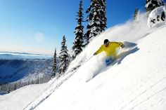 Week 6, November 1 - 7, 2013. Enjoy one of Idaho's winter gems - Schweitzer Mountain Resort in Sandpoint. Offer includes two nights lodging in the Selkirk Lodge, two days of lift tickets for four adults and breakfast each morning of your stay.  http://outdoorsnw.com/contests #VitaminID #IdahoGiveaways #Sweepstakes  Enter now!