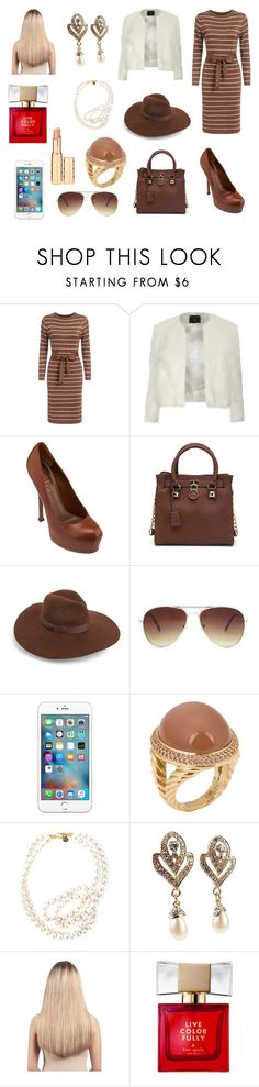 """""""Sem título #516"""" by amorasilvestre ❤ liked on Polyvore featuring мода, Dorothy Perkins, Yves Saint Laurent, Lack of Color, Forever 21, David Yurman, STELLA McCARTNEY, Extension Professional и Kate Spade"""