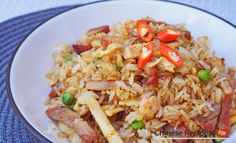 Singapore Fried Rice - Chinese Recipes For All