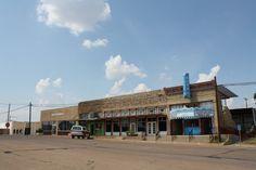The Last Picture Show - Archer City, Texas